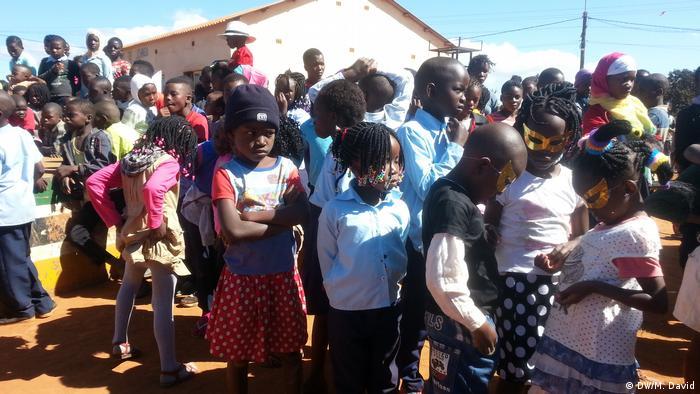 Kinder - Kindertag Afrika