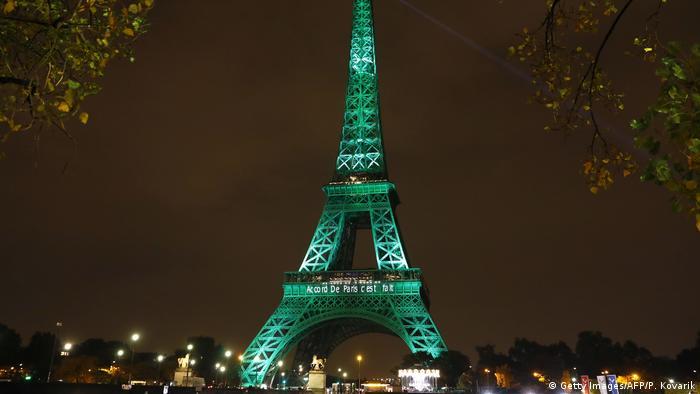 Do wcielenia w życie porozumienia paryskiego przyjętego w 2016 r. jest jeszcze daleko