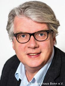 Markus Schuck - Initiator of Bonn's Schumannfest (Schumannhaus Bonn e.V.)