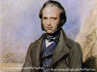 Portait: Charles Darwin von George Richmond (Foto: DPA)