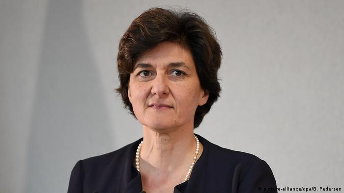 Deutschland französische Verteidigungsministerin Sylvie Goulard (picture-alliance/dpa/B. Pedersen)