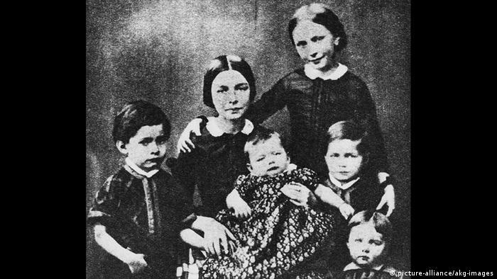 Filhos de Robert e Clara Schumann