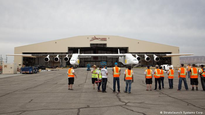 Stratolaunch (Stratolaunch Systems Corp.)