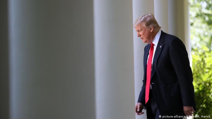 USA Trump zum Pariser Klimaabkommen