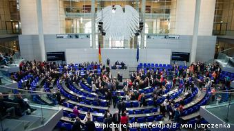Bundestag - Pkw-Maut