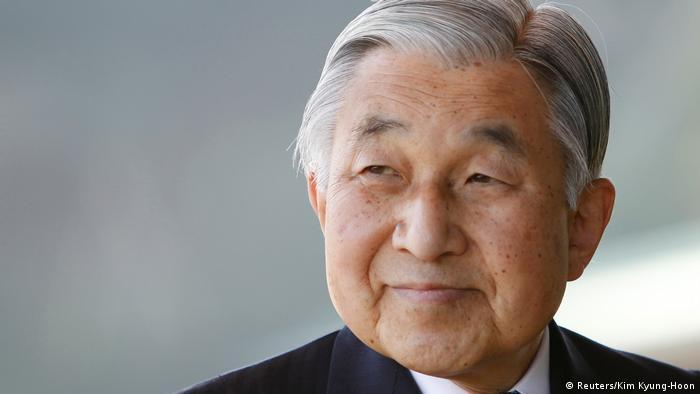 JAPON: Emperador japonés Akihito podría dejar el trono en 2019