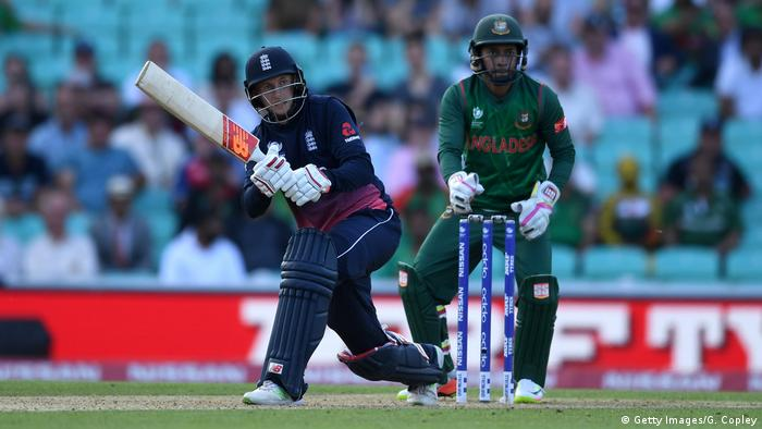 Cricket England - Bangladesch - ICC Champions Trophy (Getty Images/G. Copley)