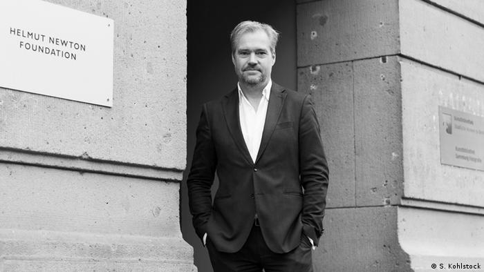 Ausstellung - Newton, Testino und Pigozzi bei der Helmut Newton Foundation: Matthias Harder