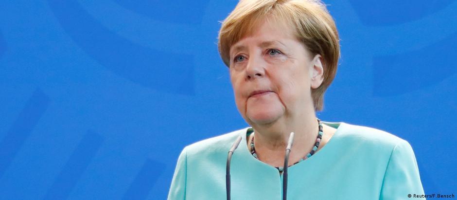 Merkel visita Argentina e México entre 8 e 10 de junho