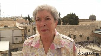 Haifa al Khalidi (DW/T.Krämer)