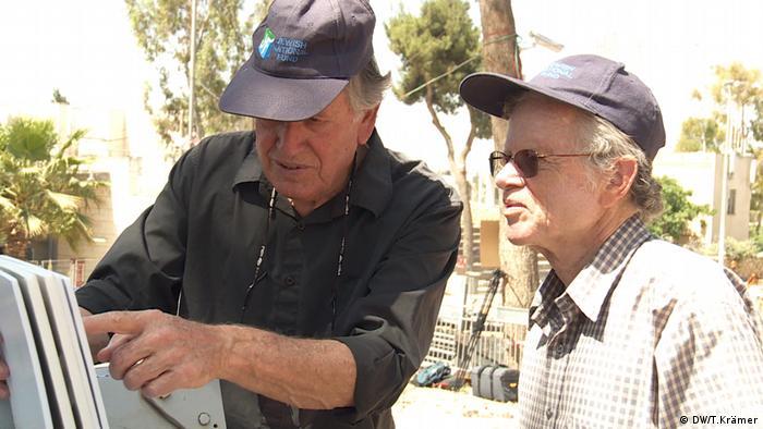 Moshe Milo Yoram Zamosch Haifa
