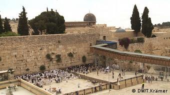 Haifa Blick vom Dach (DW/T.Krämer)