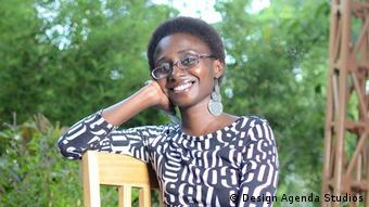 Lindsey Kukunda is a Ugandan journalist and the editor of the Facebook page 'Not Your Body.'