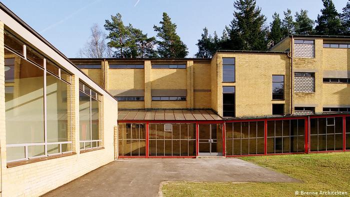 La Escuela de la Federación Alemana de Sindicatos en Bernau