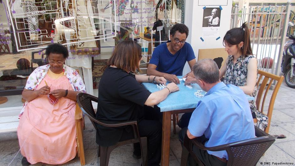 best dating athens greece barber