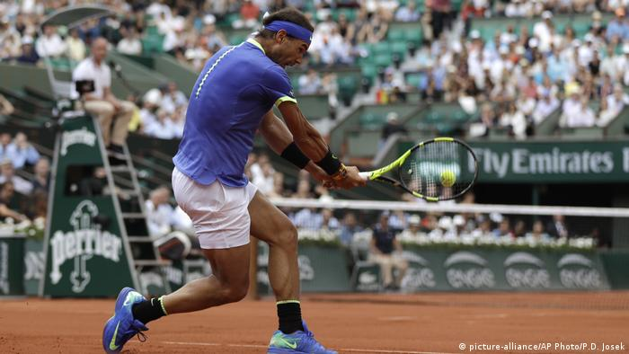 French Open 2017 | Rafael Nadal (picture-alliance/AP Photo/P.D. Josek)