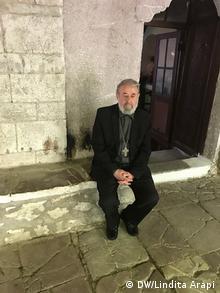 Religion in Albanien, Elbasan (DW/Lindita Arapi)