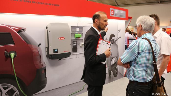 Deutschland München - Solarenergiemesse