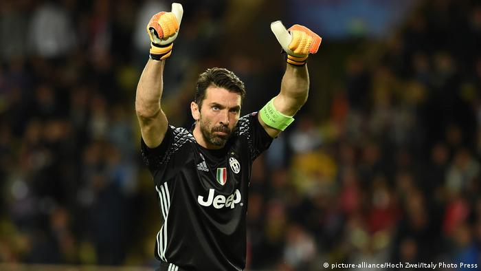 Italien Fußball Nationalmannschaft - Torwart Gianluigi Buffon (picture-alliance/Hoch Zwei/Italy Photo Press)