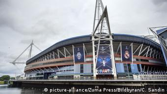 Champions League - Juventus Turin vs. Real Madrid (picture-alliance/Zuma Press/Bildbyran/C. Sandin)