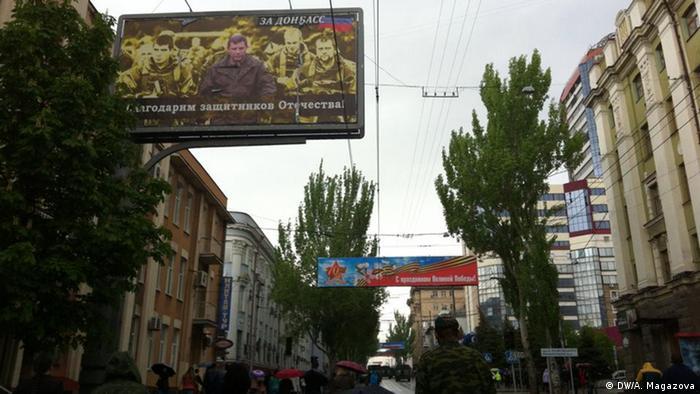 На вулицях Донецька і Маріуполя люди думають не дуже то й по-різному