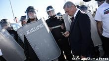 Bulgarien, Valeri Simeonov, Nationale Front für die Rettung Bulgariens