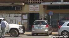 02.06.2017 Sitz des Justizgericht der Provinz Nampula in Mosambi. Aus Mangel an Beweisen hat das Landesjustizgericht freigesprochen die sieben Mitarbeiter des Gemeinderates, die wegen Veruntreuung angeklagt worden sind, freigesprochen.