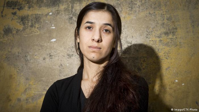 Nadia Murad (Imago/CTK Photo)