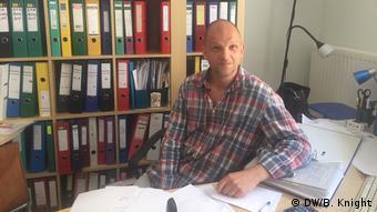 Ungarn Andras Kovats, NGO Menedék