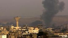 Gaza Angriff Israel