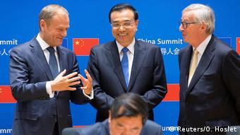 Χωρίς ανακοινωθέν ενδέχεται να ολοκληρωθεί το σημερινό συμβούλιο κορυφής ΕΕ-Κίνας