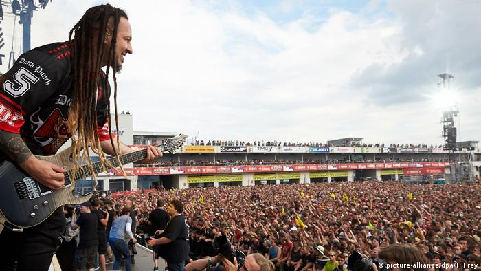 Rock Am Ring Music Festival To Go Ahead After Terror Alarm