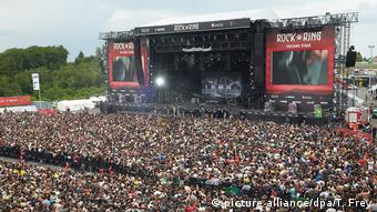 Musikfestival Rock am Ring (picture alliance/dpa/T. Frey)