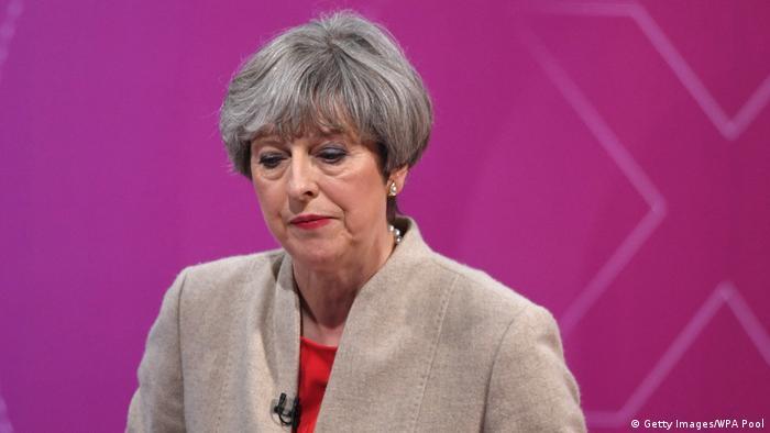 Рейтинг Консервативної партії на чолі з Терезою Мей знижується з наближенням голосування