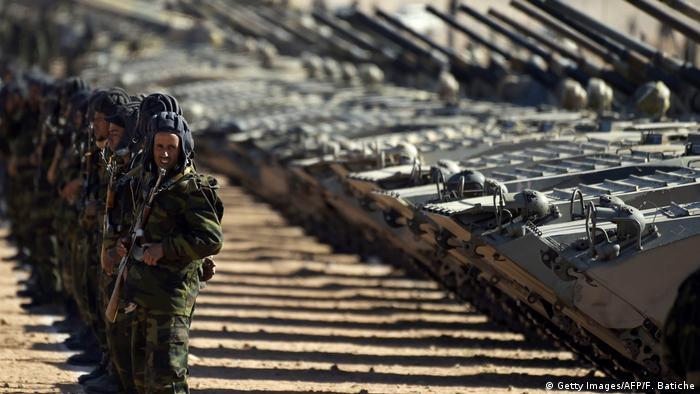 Algerien - Demokratische Arabische Republik Sahara - Armee SADR