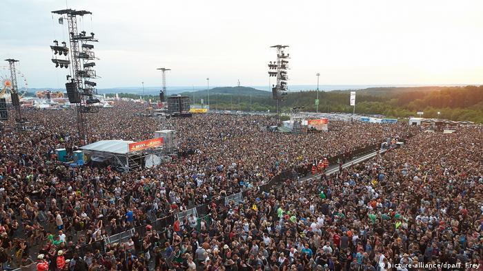 Rock Am Ring Geht Nach Terroralarm Weiter Aktuell Deutschland