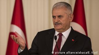 Türkei Wichtiger Berater von Regierungschef Yildirim festgenommen