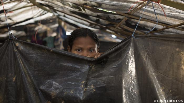 Indien Pakistan Symbolbild Vergewaltigung (picture alliance / AA)