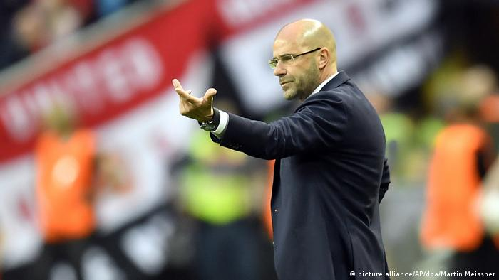 Fussball Peter Bosz (picture alliance/AP/dpa/Martin Meissner)