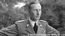 Reinhard Heydrich ca. 1940 (picture alliance/CPA Media Co. Ltd)