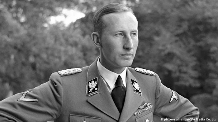 Deutschland Reinhard Heydrich ca. 1940 (picture alliance/CPA Media Co. Ltd)