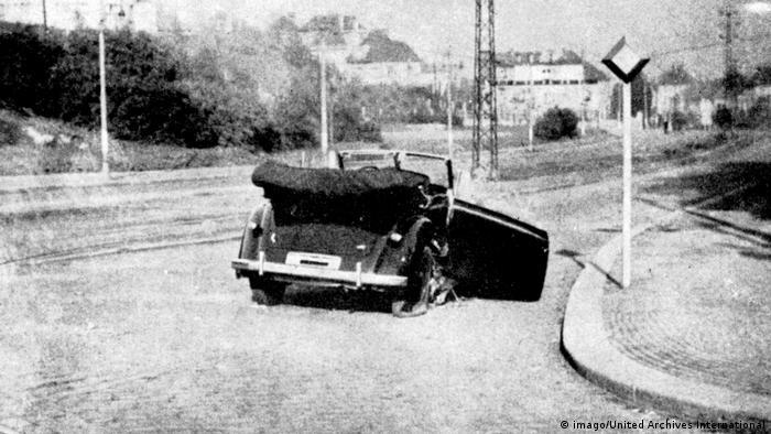 Tschechien Anschlag auf Reinhard Heydrich