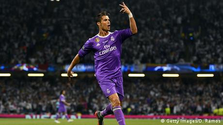 UEFA Champions League Final - Juventus v Real Madrid - Tor Ronaldo (Getty Images/D. Ramos)