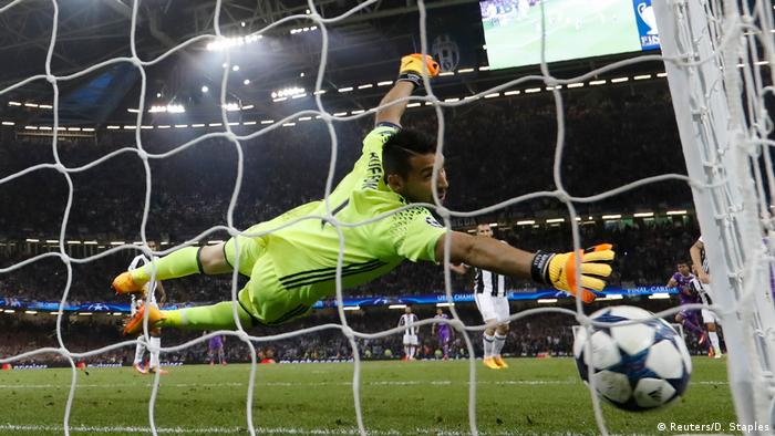 UEFA Champions League Final - Juventus v Real Madrid - 1:2 - Tor (Reuters/D. Staples)