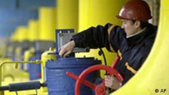 Gasstreit Russland Ukraine