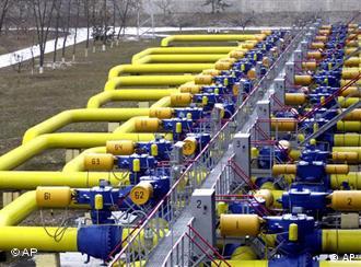На участке газопровода в районе города Боярка