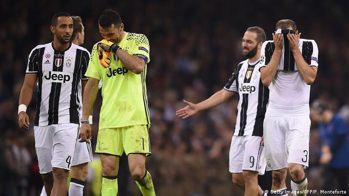Juventus vs. Real Madrid - UEFA Champions League Final (Getty Images/AFP/F. Monteforte)