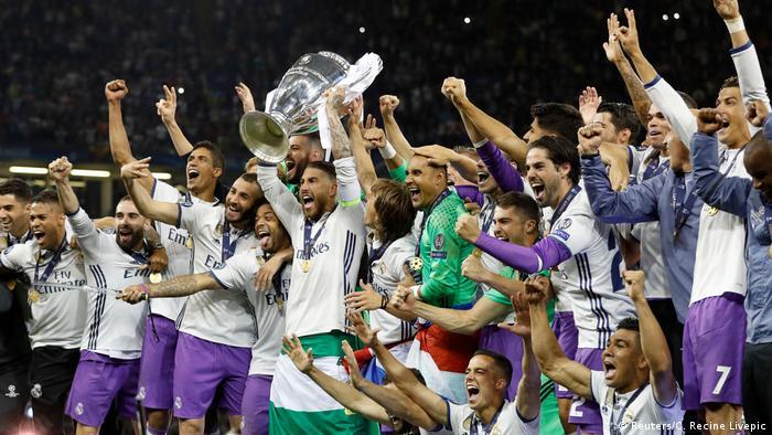Juventus vs. Real Madrid - UEFA Champions League Final Pokal (Reuters/C. Recine Livepic)