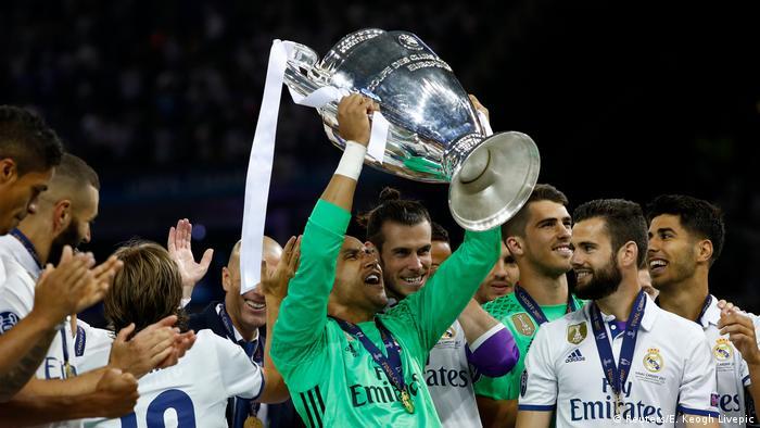 Juventus vs. Real Madrid - UEFA Champions League Final