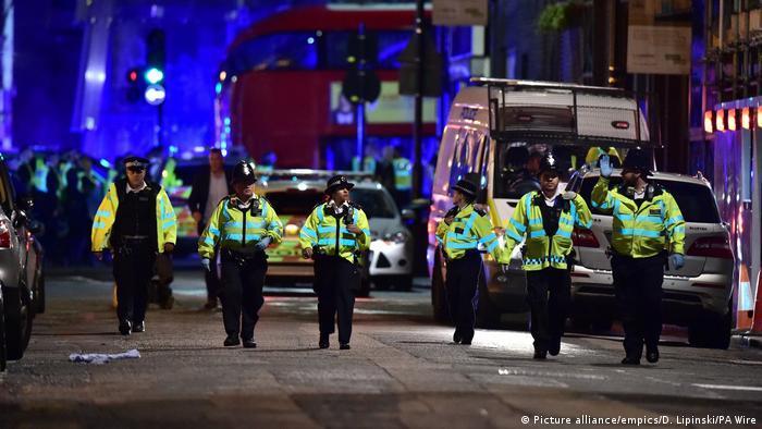 По делу о терактах на Лондонском мосту задержали еще троих
